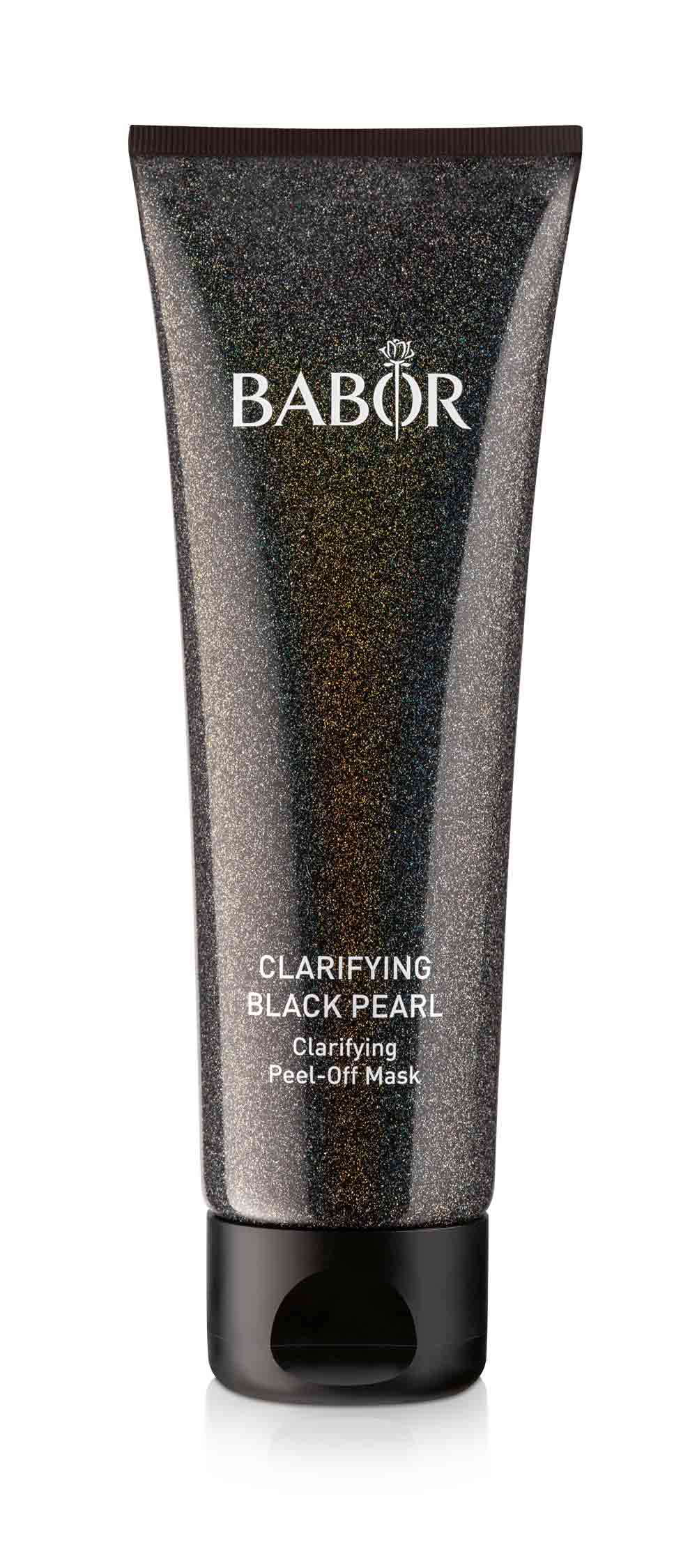 2019 clarifying black peel mask